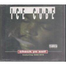 ICE Cube check Yo Self (1993, feat. il EFX) [Maxi-CD]