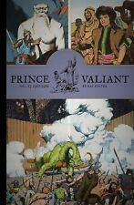 Prince Valiant: Prince Valiant 1961-1962 Vol. 13 by Hal Foster (2016, Hardcover)