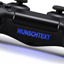 6x Aufkleber PS4 Lightbar Sticker Playstation 4 Controller Light Sony Dualshock