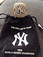 NY YANKEES  STADIUM RING DAY SGA 1999 WORLD SERIES CHAMPIONS MLB BETTERIDGE