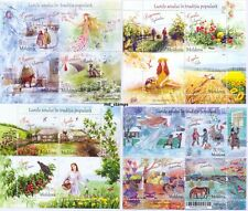 Moldova 2017 2018 2019 2020 All Edition Months of the year in folk tradition