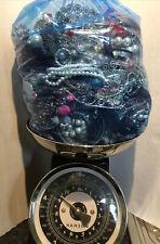 4.25 Kg Broken Jewellery Huge Joblot Bundle Repair Craft Harvest Vintage /Modern