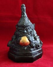 Thai Buddha Phar Rahu  Om Chan Powerful Lucky Charm