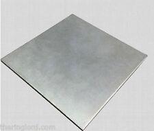 Niobium Nb 99.9% pure Plate Sheet 2 x 2 x 0.025inch  (50x50x0.6mm)  22G