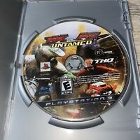 MX vs. ATV Untamed PS3 (Sony PlayStation 3, 2007) Disc Only
