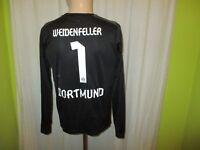 "Borussia Dortmund Puma Torwart Trikot 14/15 ""EVONIK"" + Nr.1 Weidenfeller Gr.164"