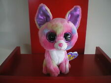 Ty Beanie Boos DUCHESS Chihuahua dog 6  inch NWMT. RETIRED & VERY HARD TO FIND.