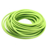 1/3/5M Outdoor Green Elastic Natural Latex Rubber Band Tube For Hunting Catapult