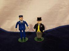 Thomas Ertl Diecast Shinning Time Sir Topham Hatt & Engineer Vintage co