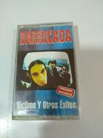 Barricada Victima y otros Exitos 2001 DRO - Cinta Cassette Nueva