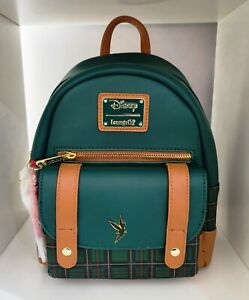 Loungefly Disney TINKERBELL Limited edition eight3five hooks exclusive backpack