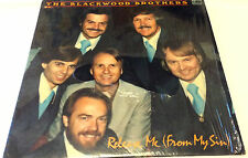 THE BLACKWOOD BROTHERS...RELEASE ME (FROM MY SIN) Classic Gospel LP 22B