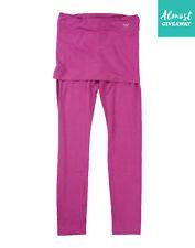 Armani Junior Skirt Leggings 14Y / 166Cm Stretch Fuchsia Elasticated Waist