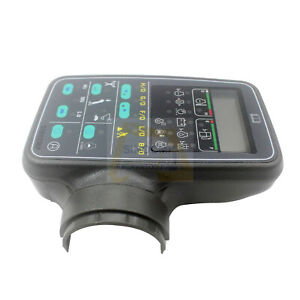 Monitor Panel 7834-70-6001 7834-70-6002 For Komatsu PC100/200-6 Excavator 6D102