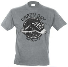 Green Day - Converse T-Shirt Uomo XL ROCK OFF