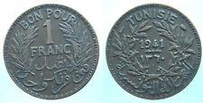 Tunesien 1 Franc 1941-1360 Al-Bro
