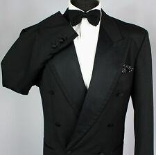 Hugo Boss Dinner Jacket Lucky Luciano Blazer Black 42R EXCEPTIONAL 2822