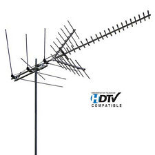 Channel Master 2020 HDTV VHF High/UHF Antenna CM2020 41 Element Off-Air Local HD