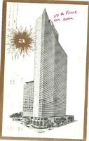 Vintage Postcard - Americana Hotel Building 2000 Guest Rooms New York NY #4899