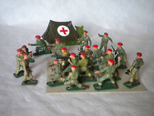 French 1:32 Vintage Toy Soldiers