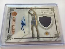 Brandon Ingram Panini Excalibur 2016-17 APPRENTICE Patch Auto Autograph