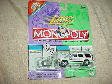 2001 Johnny Lightning Monopoly GMC Car 1933 Willys Pm156 Playing Mantis Die Cast