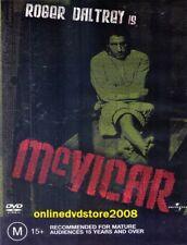 UK Criminal John McVICAR (Roger DALTREY Adam FAITH) TRUE STORY Prison Film DVD