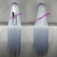 Bleach Rukia Kuchiki's Zanpakuto Sode no Shirayuki wig Virgilia Beatrice wig