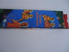 5 Packets of 25g THE INDIA LINDEN Red Sandalwood Incense Sticks-Total 125 Sticks