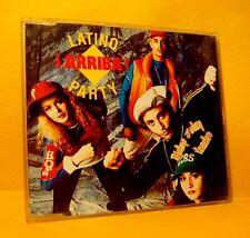 MAXI Single CD Latino Party Arriba! 4 TR 1991 Euro House RARE