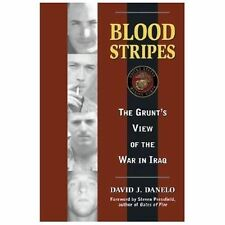 BLOOD STRIPES: The Grunt's View of the War in Iraq (2006, Hardcover) NEW