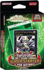 """YU-GI-OH! V PER VITTORIA Deck in ITALIANO con """"Numero C39: Raggio Utopia"""" YUGIOH"""