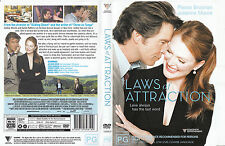 Laws of Attraction-2004-Pierce Brosnan-Movie-DVD