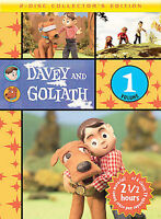 Davey and Goliath Volume 1 (DVD, 2005, 2-Disc Set, Special Edition)