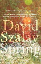 Spring,David Szalay- 9780099552772