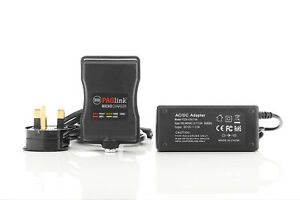 PAGLink Micro Charger for V-Mount Type Batteries