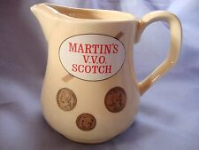 Martin's V V O Scotch Whisky jug brought back from USA in 1995
