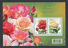 Flowers Canadian Stamps