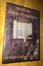 Hebraic Bible Prophecy, Eddie Chumney 2 DVD Video Set