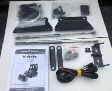 Kubota Bx 80 Series Tl Cab Installation Hardware Kit And Manual Part Hwb 00023