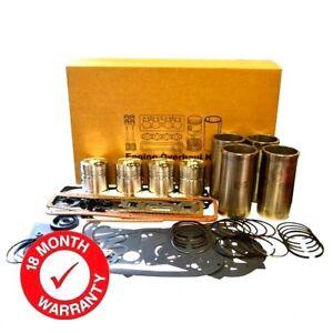 ENGINE OVERHAUL KIT FOR SOME FORDSON MAJOR POWER MAJOR TRACTORS.