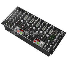 Behringer VMX1000USB Pro 7 canales de montaje en rack Mezclador De Dj Con Usb/interfaz de audio,
