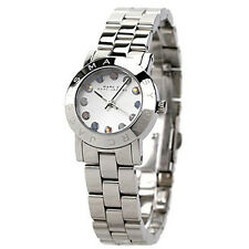 Marc by Marc Jacobs Amy Dexter White Dial Stainless Steel Women's Watch