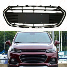 1pcs For Chevrolet Trax 2017-2018 Auto ABS Front Bumper Lower Grille Cover Frame