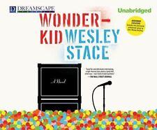Wonderkid by Wesley Stace (2014, MP3 CD, Unabridged)