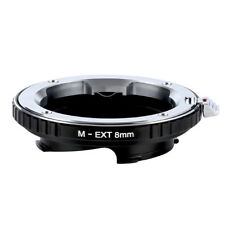 Adapter for Leica L/M ZM VM Mount Lens to GXR L/M camera 8mm by K&F Concept NEW
