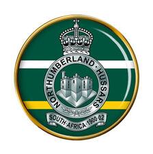 Northumberland Hussars, British Army Pin Badge