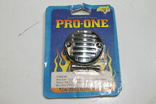 Pro-One Master Cylinder Cover Chrome Ball-Milled Kawasaki 880230