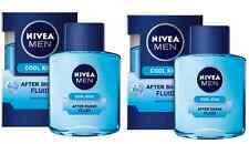 Nivea Men Cool Kick After Shave Fluid Kühl+Erfrischt 2x100 ml #183