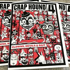 Crap Hound - 4: Clowns, Devils & Bait